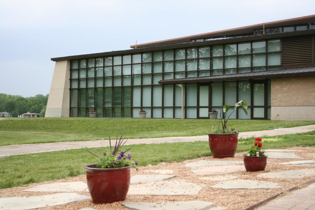 WPCRC exterior